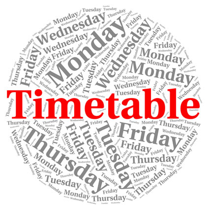 timetable-word-cloud